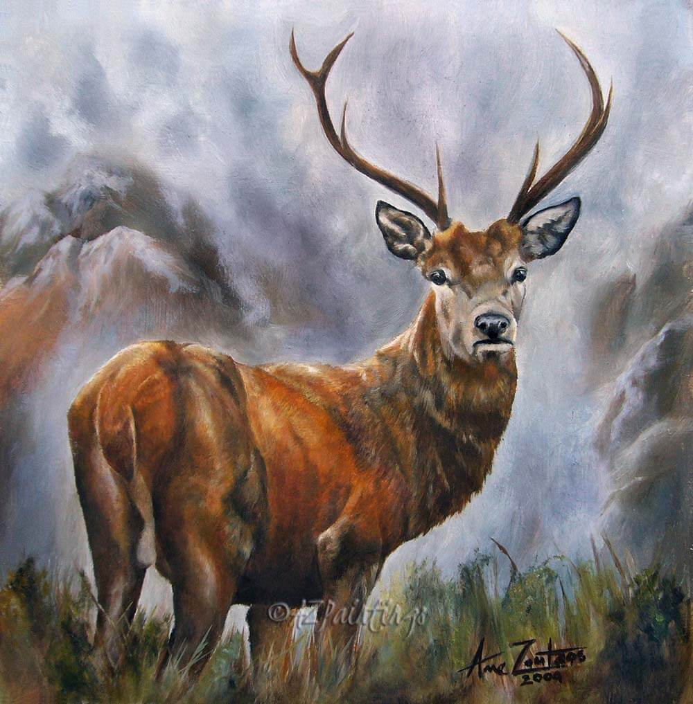 King Of The Glen